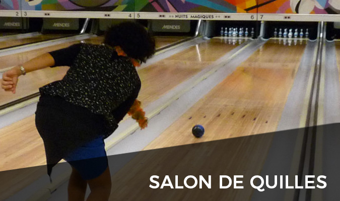 Salon de quilles